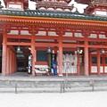 平安神宮內