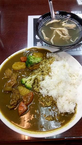 日式咖哩雞肉飯