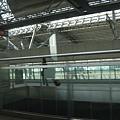 列車進台中站 1