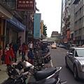 錦州街上一堆記者,還有兩台 SNG ?