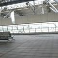 列車進台中站 2