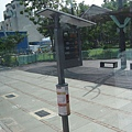 看起來很眼熟的LED公車站牌