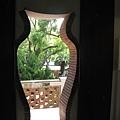 花瓶型窗戶