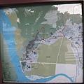 親山步道地圖