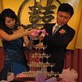 小朱&蘇菲倒香檳