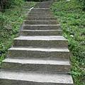 另一頭的階梯