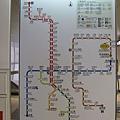 不同版本的路網圖