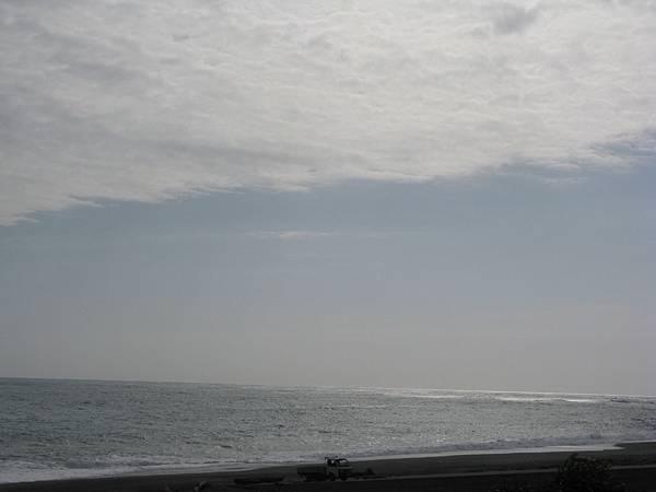 雲仍然不少