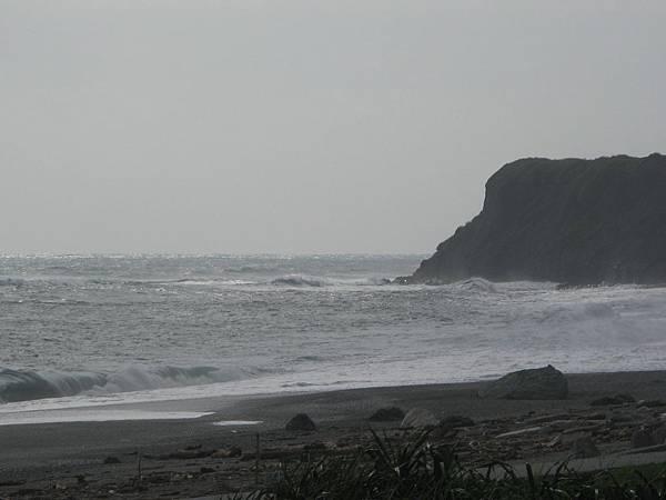 也還是有浪