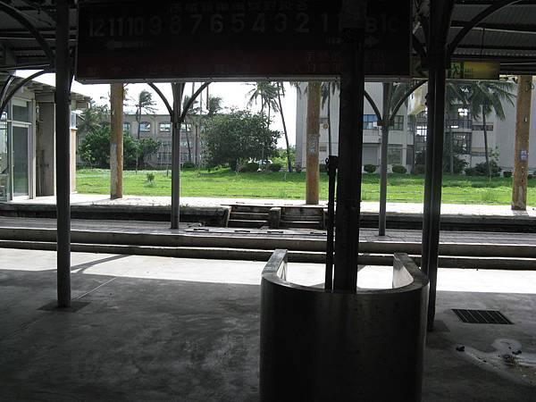 台東舊站剪票口