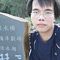 琵琶湖前自拍4