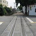 糖鐵鐵道另一側