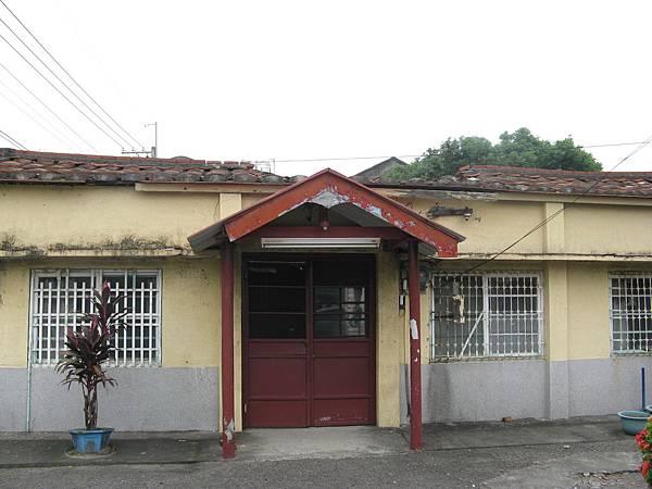南州站旁的老房子