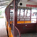 集集車站外的蒸氣旅遊列車3