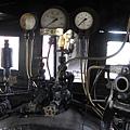 蒸汽火車內部1