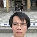 竹東站前自拍3