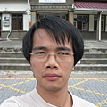 竹東站前自拍4