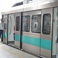 高捷列車1180&女司機員