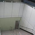 未開放的忠孝新生新莊線月台區 1