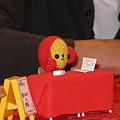 紅小猴簽書玉照 1