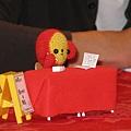 紅小猴簽書玉照 2