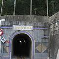 進台車隧道前