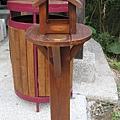 高砂義勇隊紀念園區-疑似信箱的造型物