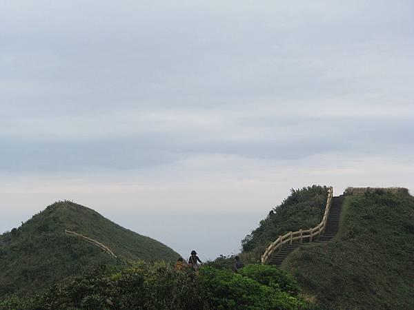 鼻頭角步道稜谷線 8