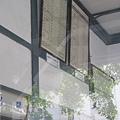 從窗戶看竹田舊站 2 - 時刻表/票價表
