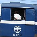 R123和司機員