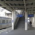 橋頭站出口標示高雄捷運