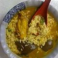 越南口味的咖哩飯~