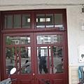 舊站大門已深鎖