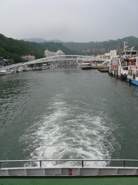 渡輪上海景 5