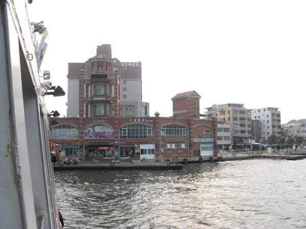 渡輪上海景 10