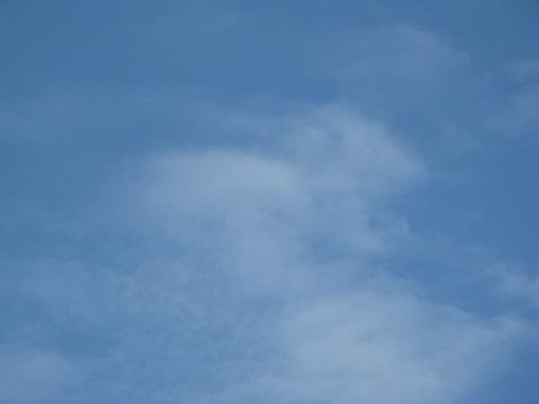 天空很漂亮:)