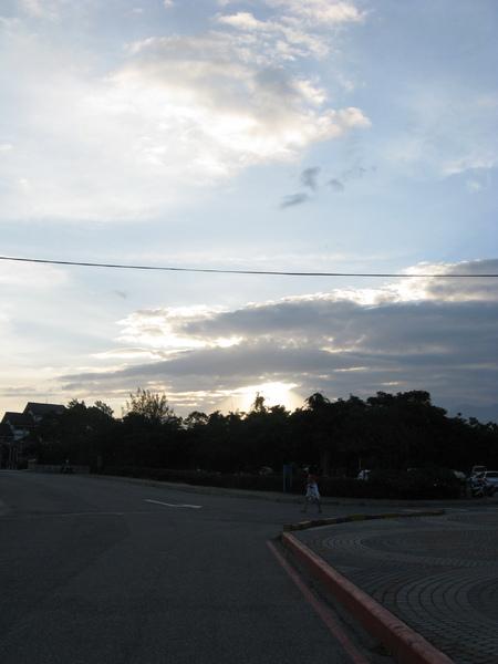台東的夕陽3