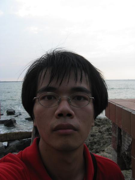 西子灣自拍1