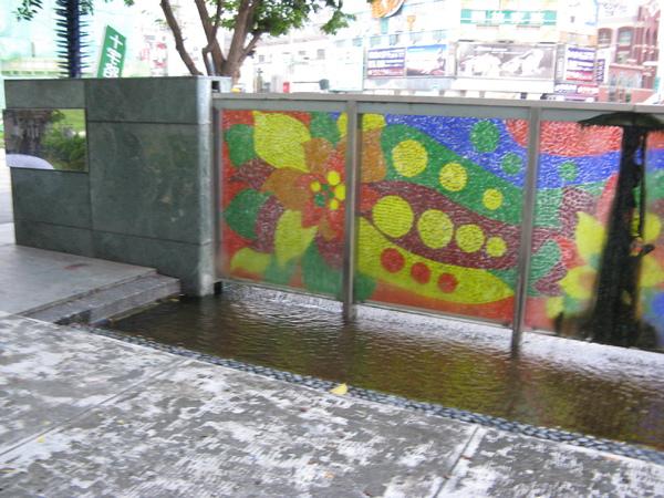 城市光廊造景