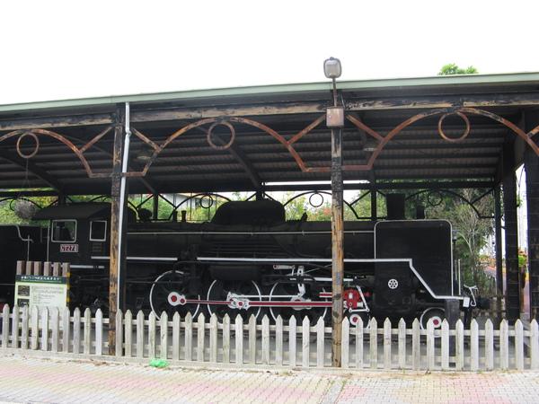 台鐵CT-278號蒸汽機車