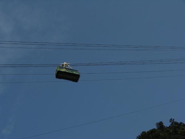 雲仙樂園纜車