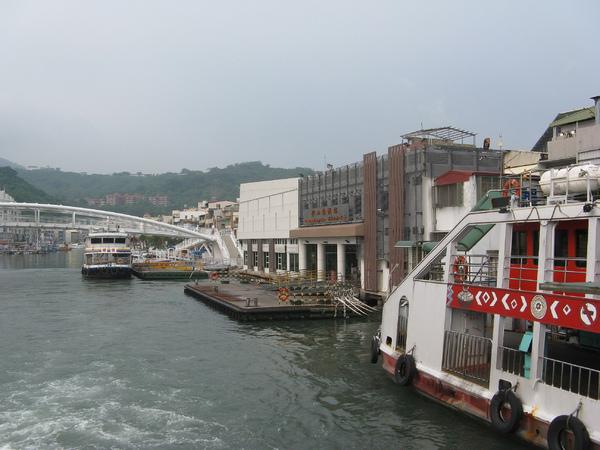 渡輪上海景 4