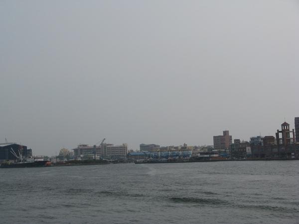 渡輪上海景 6
