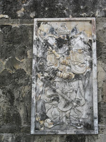 鳳山縣舊城 - 拱辰門門神 1