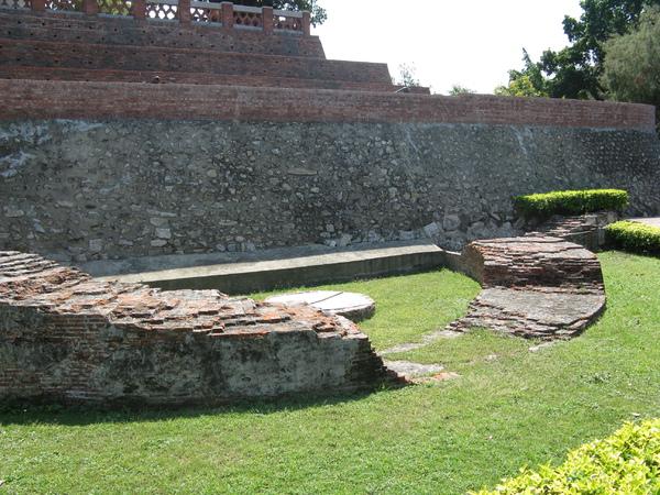 熱蘭遮城殘牆 4
