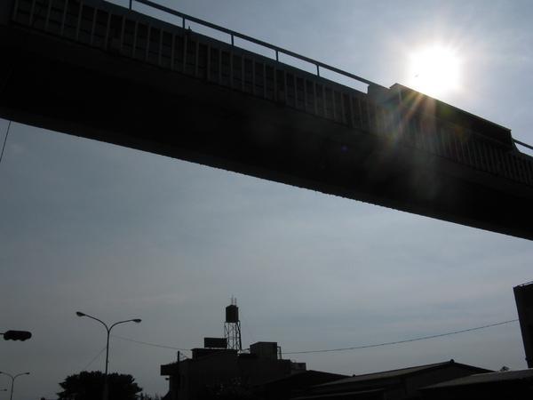 佛朗明哥天橋/逆光