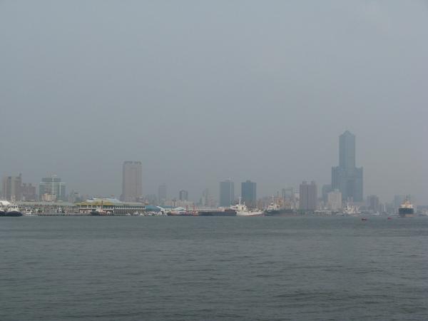 渡輪上海景 7