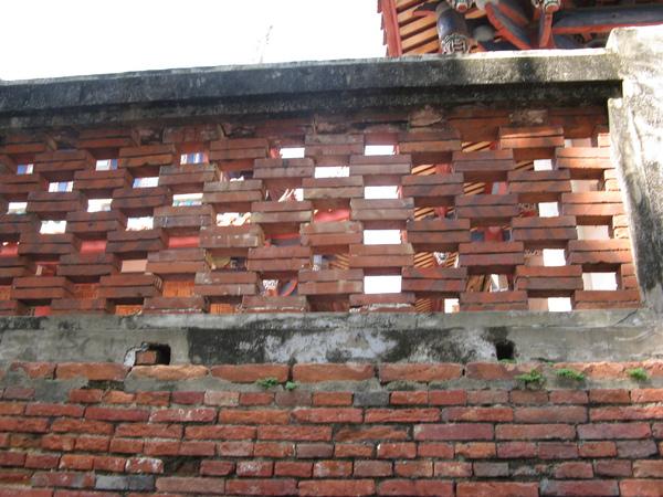 普羅民遮城城牆遺址 3