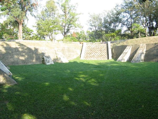 稜堡式砲台