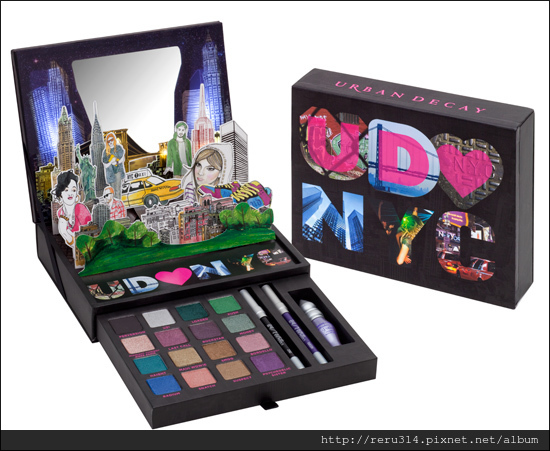 URBAN DECAY-Book of Shadows Vol lll
